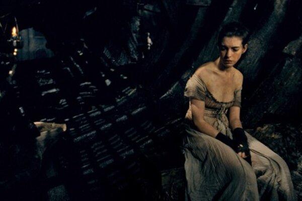 кадры и фото из фильма Отверженные IMAX