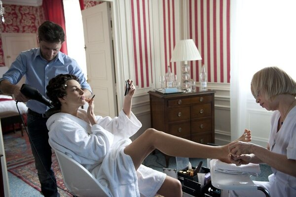 кадры и фото из фильма Отель романтических свиданий