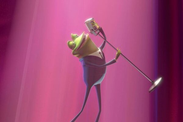 кадры и фото из фильма В гости к Робинсонам 3D