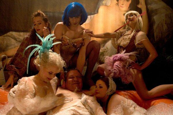 кадры и фото из фильма Блондинка и разбойницы