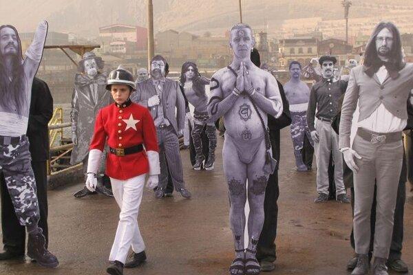 кадры и фото из фильма Танец реальности