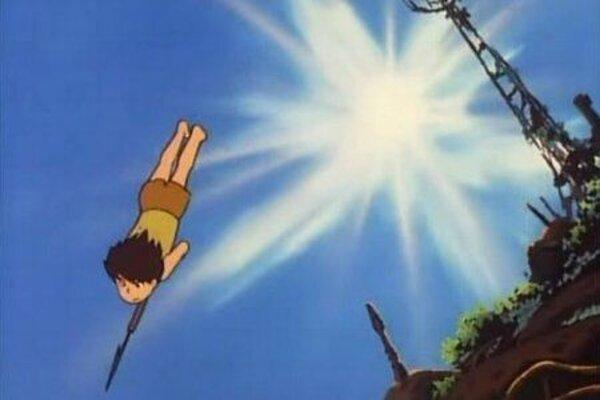 кадры и фото из фильма Конан - мальчик из будущего
