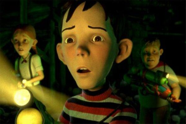 кадры и фото из фильма Дом-монстр