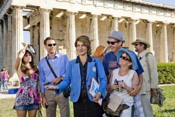 кадры и фото из фильма Мое большое греческое лето