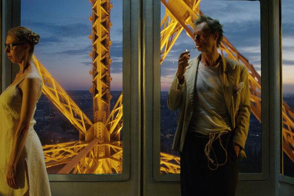 кадры и фото из фильма Чудеса в Париже