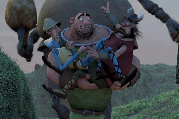 кадры и фото из фильма Тор: Легенда Викингов