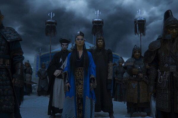 кадры и фото из фильма Легенда о Коловрате