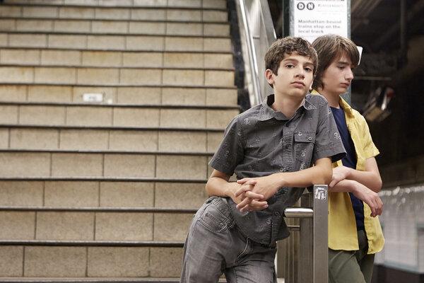 кадры и фото из фильма Маленькие мужчины