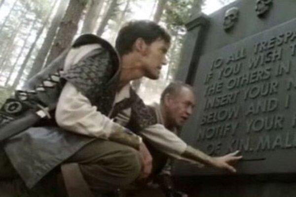 кадры и фото из фильма Подземелье драконов: источник могущества
