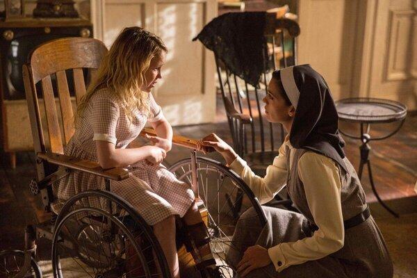 кадры и фото из фильма Проклятие Аннабель: зарождение зла