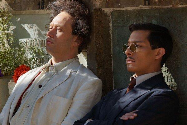 кадры и фото из фильма Эйзенштейн в Гуанахуато