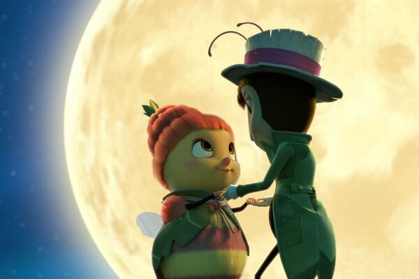 кадры и фото из фильма Тайная жизнь насекомых