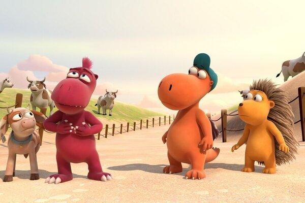 кадры и фото из фильма Кокоша – маленький дракон