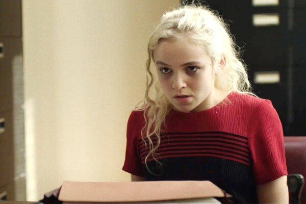 кадры и фото из фильма Белая девушка