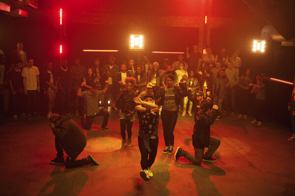 кадры и фото из фильма Уличные танцы 3: Все звезды