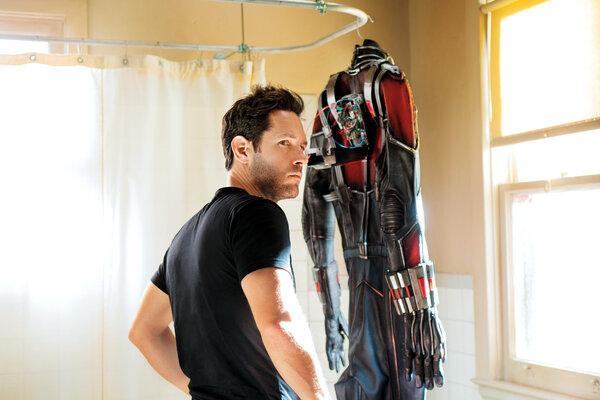 кадры и фото из фильма Человек-муравей IMAX 3D