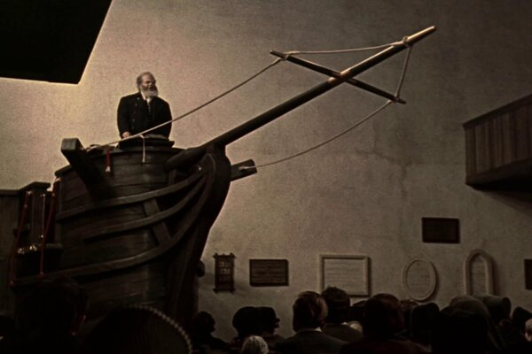 an analysis of the malicious captain ahab in moby dick