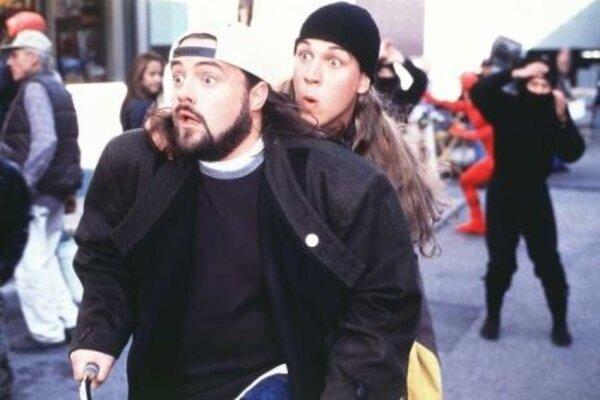 кадры и фото из фильма Джей и Молчаливый Боб наносят ответный удар
