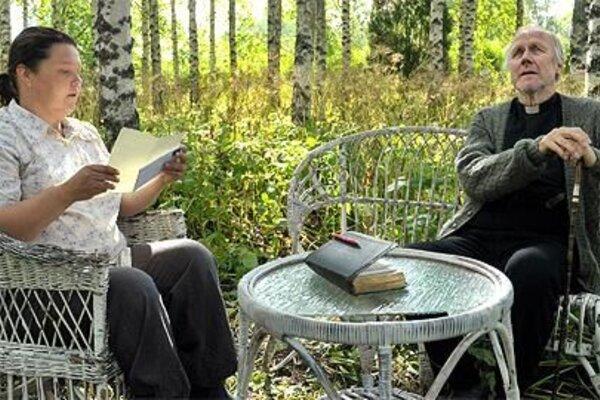 кадры и фото из фильма Письма отцу Якобу