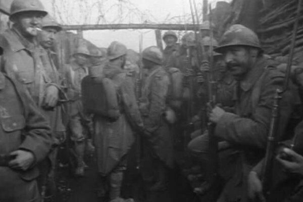 кадры и фото из фильма Тропы славы