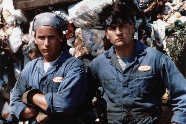 кадры и фото из фильма Мужчины за работой