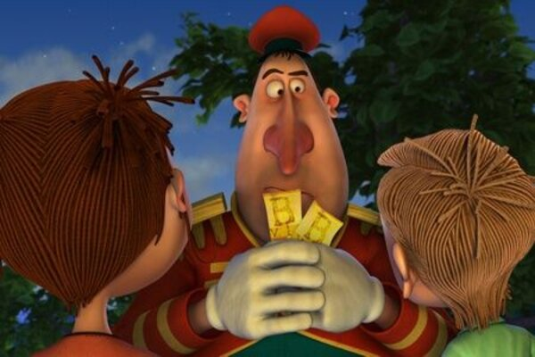 кадры и фото из фильма Цирк! Цирк! Цирк! 3D