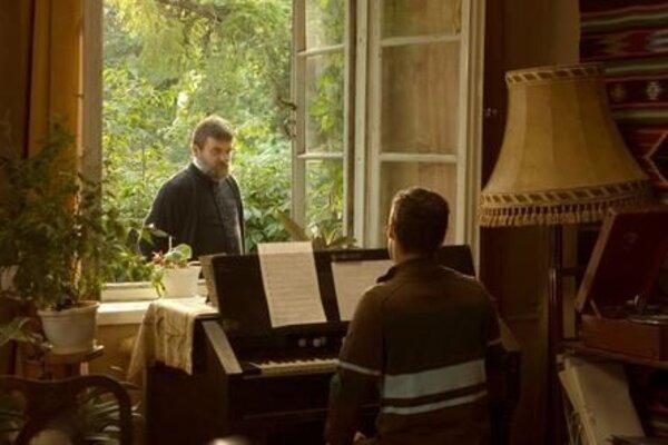 кадры и фото из фильма В саду у господа Бога