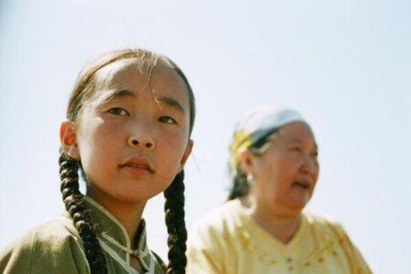 кадры и фото из фильма Тайна Чингис Хаана