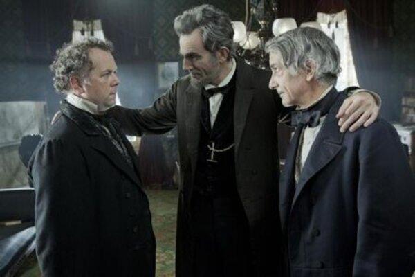 кадры и фото из фильма Линкольн