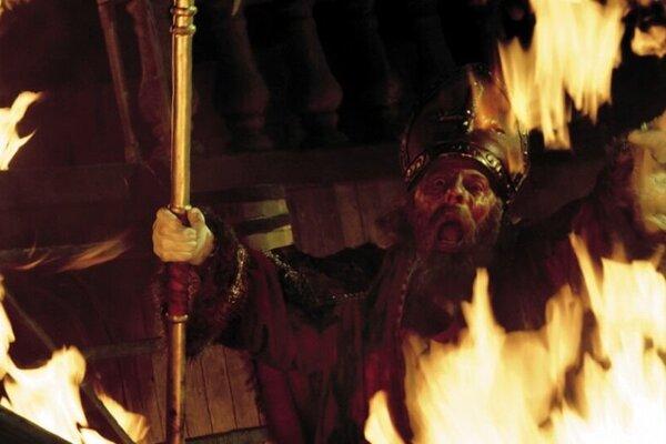 кадры и фото из фильма Кровавый Санта