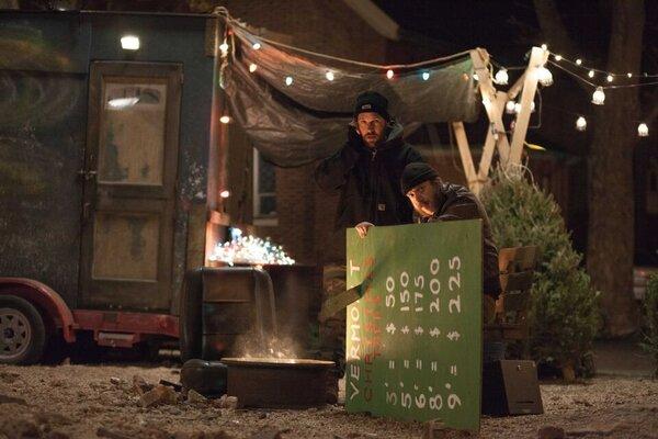 кадры и фото из фильма Почти Рождество