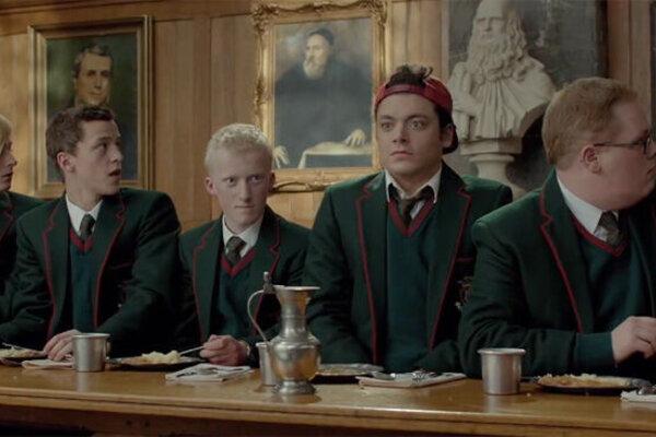 кадры и фото из фильма Безумные преподы: Миссия в Лондон