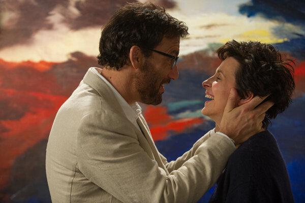 кадры и фото из фильма Любовь в словах и картинках