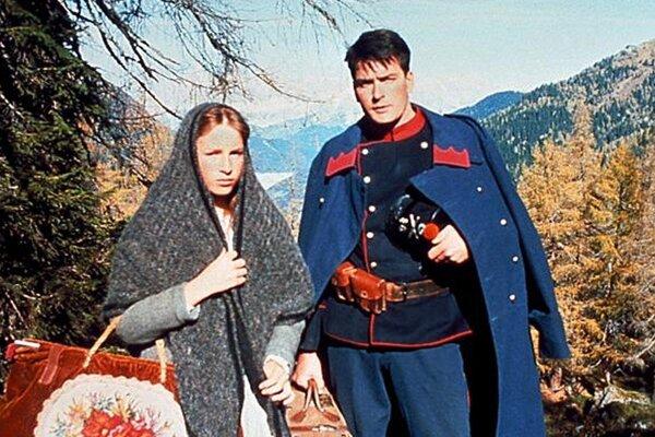 кадры и фото из фильма Гора мужества