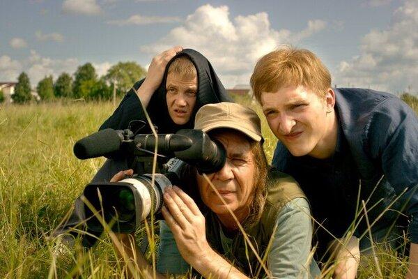 кадры и фото из фильма Огни большой деревни