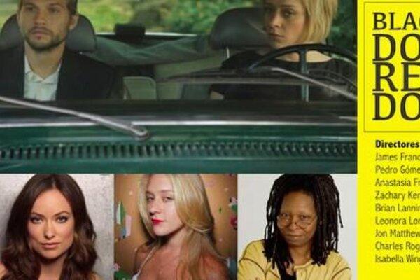 кадры и фото из фильма Чёрный пёс, рыжий пёс