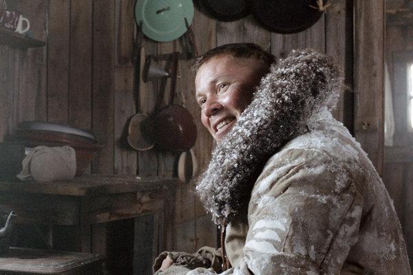 кадры и фото из фильма В белом плену