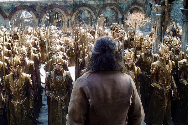 кадры и фото из фильма Хоббит: Битва Пяти Воинств IMAX 3D