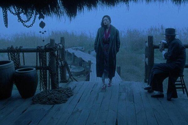 кадры и фото из фильма Шанхайская триада