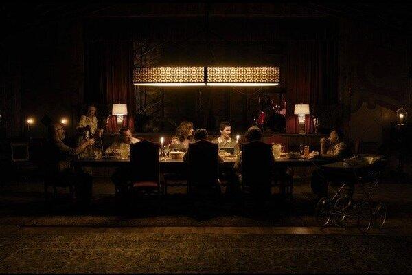 кадры и фото из фильма Дни и ночи