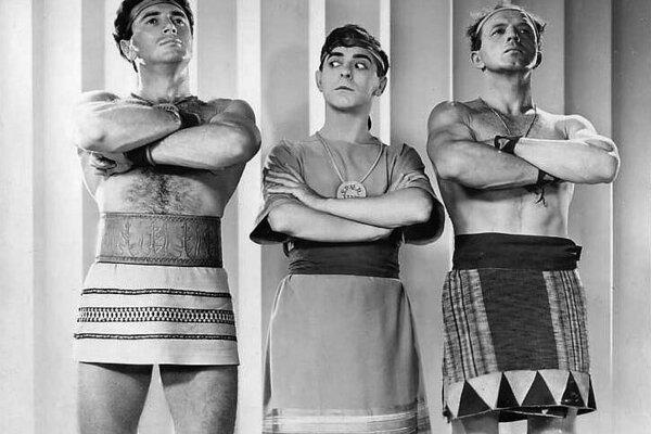 кадры и фото из фильма Римские скандалы