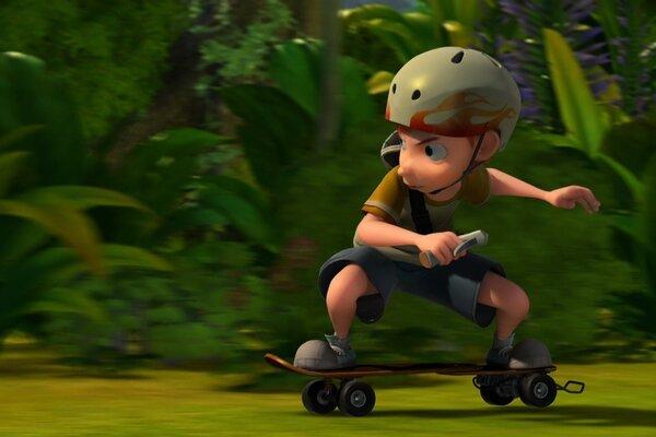 кадры и фото из фильма Диномама 3D