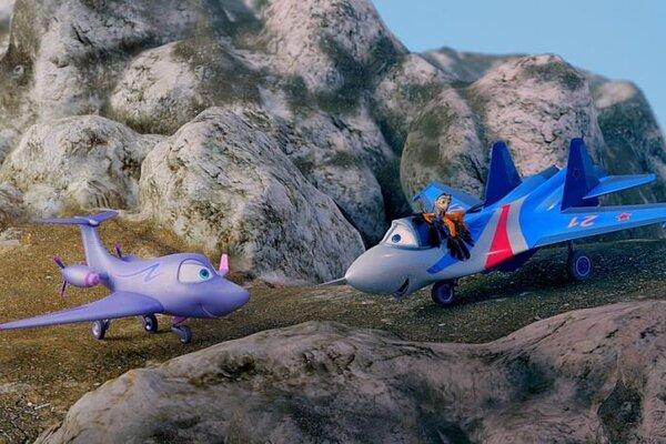 кадры и фото из фильма От винта 3D