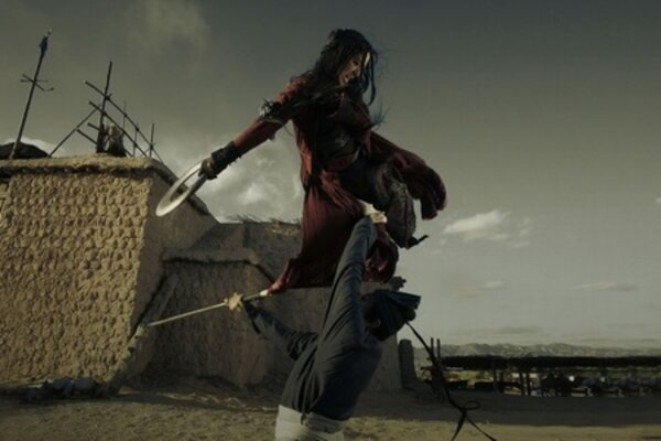 кадры и фото из фильма Врата дракона IMAX 3D