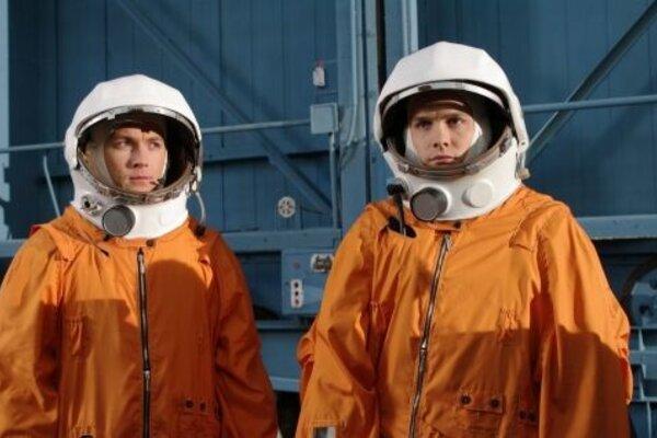кадры и фото из фильма Гагарин. Первый в космосе