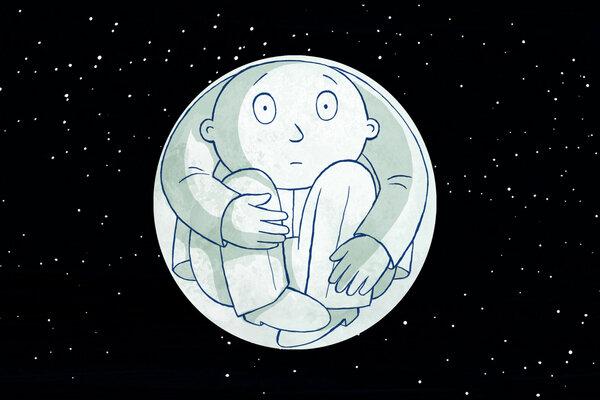 кадры и фото из фильма Человек с луны