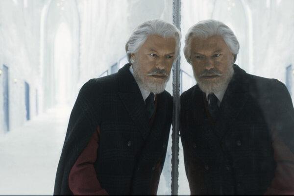 кадры и фото из фильма Дед Мороз: Битва Магов