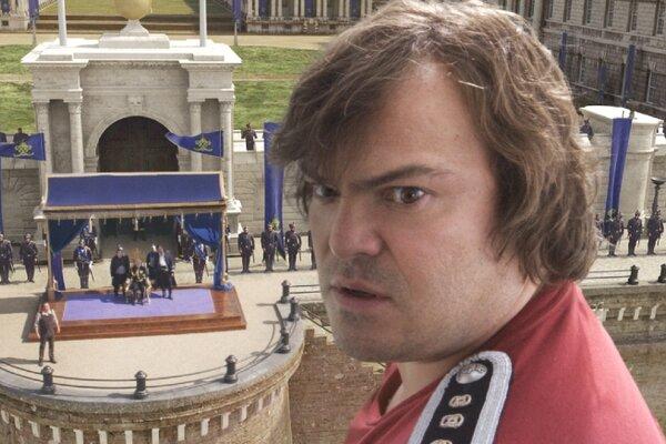 кадры и фото из фильма Путешествия Гулливера 3D