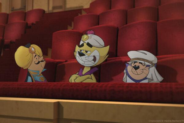 кадры и фото из фильма Топ Кэт 3D