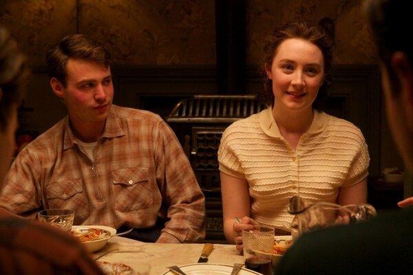 кадры и фото из фильма Бруклин
